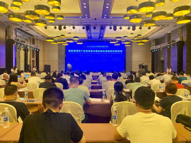 贵州:发展新能源锂电材料产业正当其时